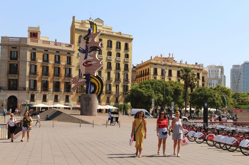 Barcelona – miejsca, które mnie oczarowały