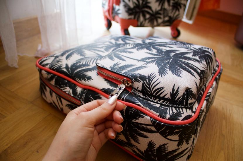 Podróżuj tylko z bagażem podręcznym