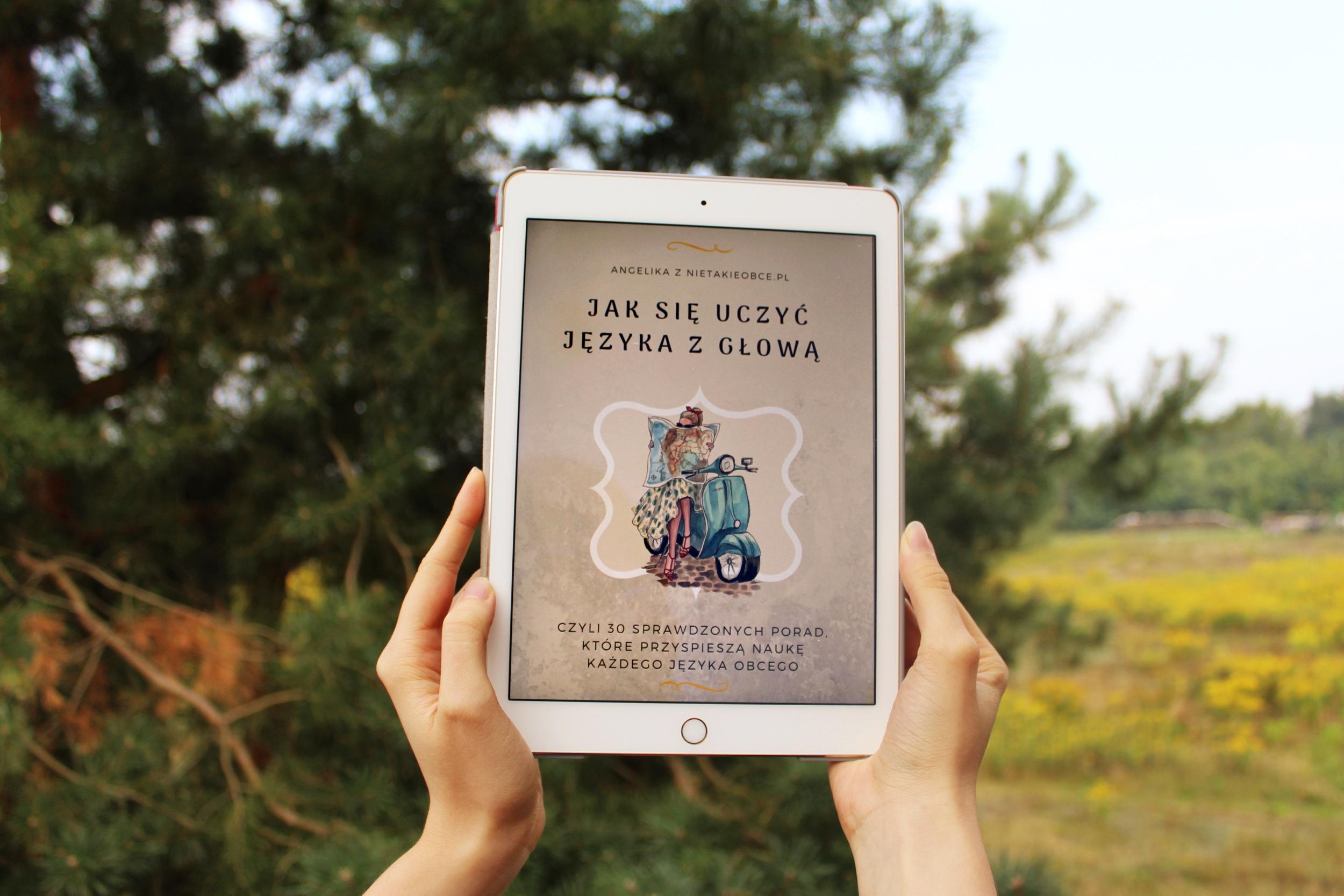 Darmowy eBook jak przyspieszyć naukę języka obcego