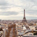 oszczędzić w Paryżu