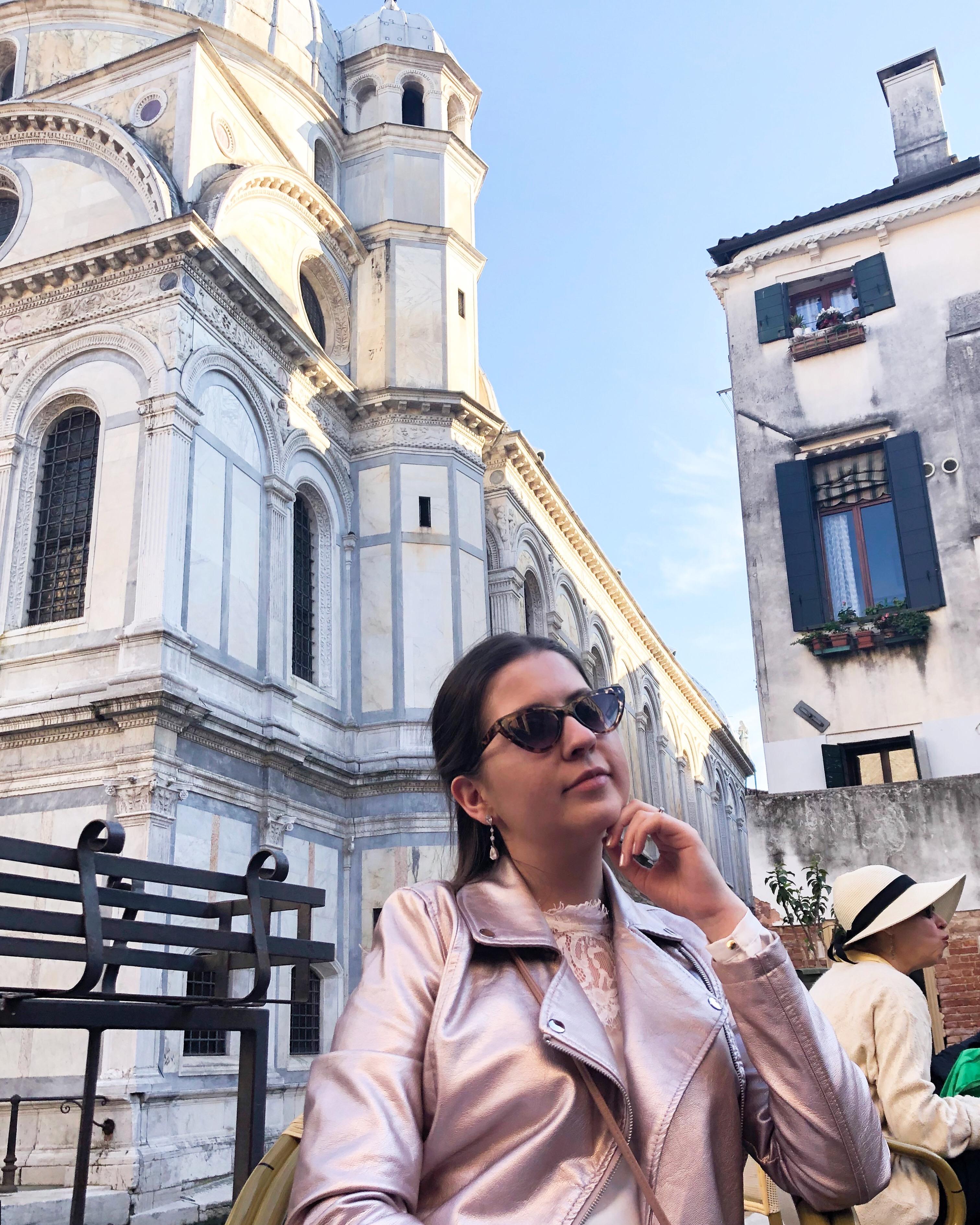 w Wenecji
