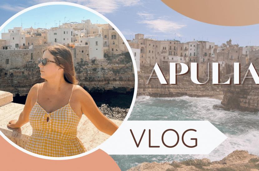 Apulia vlog – Bari, Polignano a mare i Monopoli
